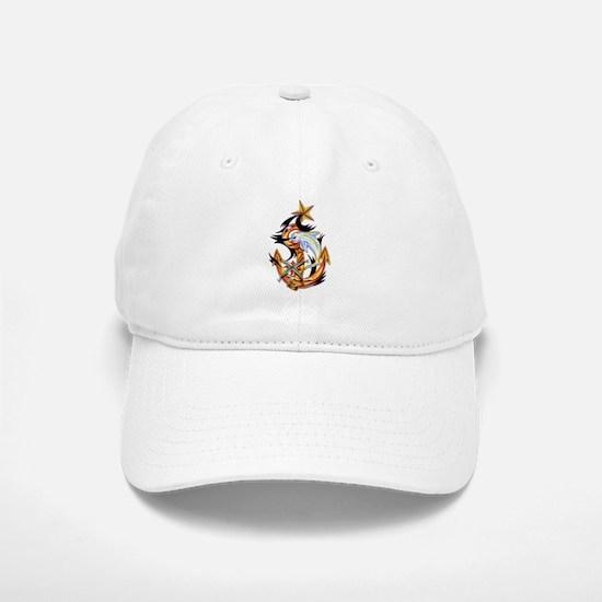 Sailor Design Baseball Baseball Cap