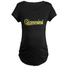 Giannini, Yellow T-Shirt
