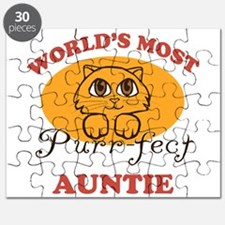 One Purrfect Auntie Puzzle