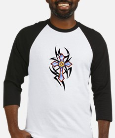 Touch of Tribal Baseball Jersey