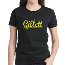 Gillett, Yellow Tee