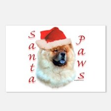 Chow Paws Postcards (Package of 8)
