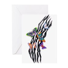 Butterflies Set Free Greeting Cards (Pk of 10)