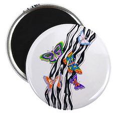 Butterflies Set Free Magnet
