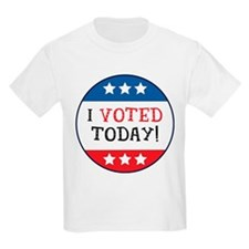 I Voted Today T-Shirt