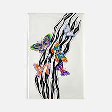 Butterflies Set Free Rectangle Magnet (10 pack)