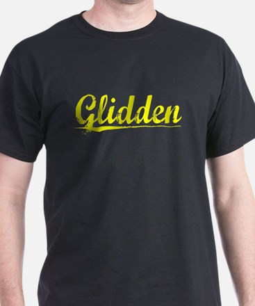 Glidden, Yellow T-Shirt