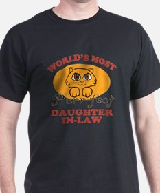 One Purrfect Daughter-In-Law T-Shirt