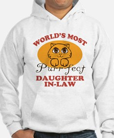 One Purrfect Daughter-In-Law Hoodie