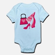 Princess Diva Infant Bodysuit
