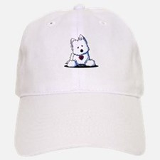 Westie Doorway To My Heart Baseball Baseball Cap