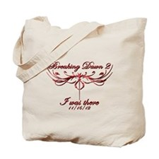 Breaking Dawn 2 I was there Tote Bag