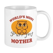 One Purrfect Mother Mug