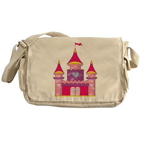 Princess Castle Messenger Bag