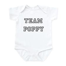 TEAM POPPY Infant Creeper