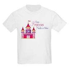 Every Princess Needs a Palace T-Shirt