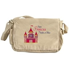 Every Princess Needs a Palace Messenger Bag