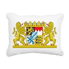 Bavaria Rectangular Canvas Pillow