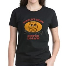 One Purrfect Sister-In-Law Tee