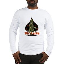 Mr Lucky Long Sleeve T-Shirt