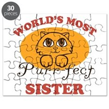 One Purrfect Sister Puzzle