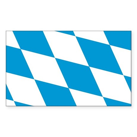 Bavaria Sticker (Rectangle)