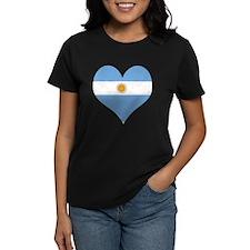 El Corazon de Argentina Tee