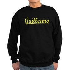 Guillermo, Yellow Jumper Sweater