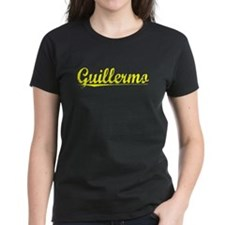 Guillermo, Yellow Tee