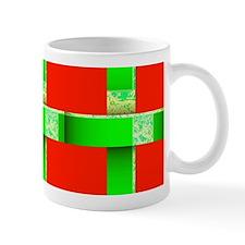 Holidays Gift Boxes Christmas Spirit Red Mug