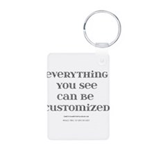 Customize Keychains