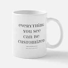 Customize Small Small Mug