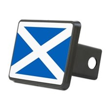Flag of Scotland Hitch Cover