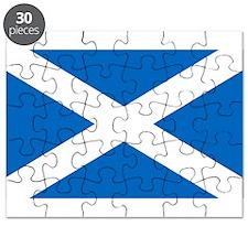 Flag of Scotland Puzzle