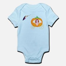 Princess Carriage Infant Bodysuit