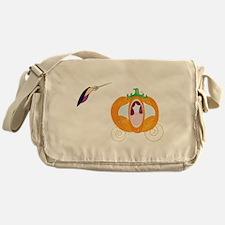 Princess Carriage Messenger Bag
