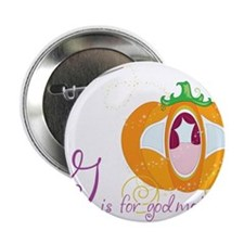 "Fairy Godmother 2.25"" Button"