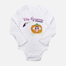 Fairy Godmother in Training Long Sleeve Infant Bod