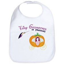 Fairy Godmother in Training Bib