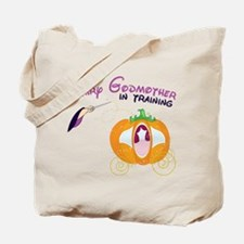 Fairy Godmother in Training Tote Bag