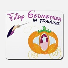 Fairy Godmother in Training Mousepad
