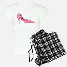 Pink Shoe Pajamas