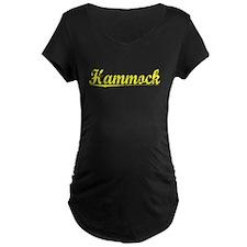 Hammock, Yellow T-Shirt