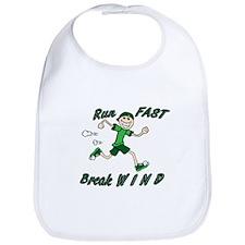 Run Fast Bib