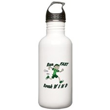 Run Fast Water Bottle