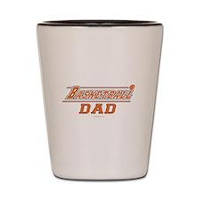 Basketball Dad Shot Glass