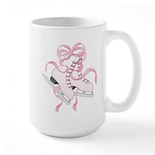 Pink Skates Mug