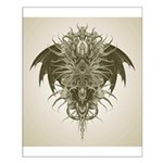 Cthulhoid Small Poster