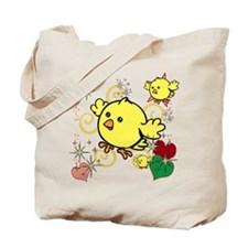 TWEETY BABIES Tote Bag