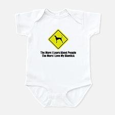 Bluetick Coonhound Infant Creeper